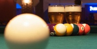 <b>Скидка до 55%.</b> Игра вбильярд спенным напитком или без вспортивном клубе «Классик»