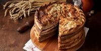 <b>Скидка до 73%.</b> Сет изосетинских пирогов иподарок отпекарни «Три пирога»