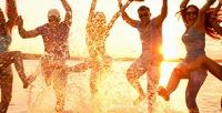 <b>Скидка до 50%.</b> Отдых наберегу озера Аядля двоих посистеме «всё включено» cпитанием, экскурсией иразвлечениями набазе отдыха «Березка»