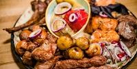 Всё меню кухни отресторана «Гранат» соскидкой40%