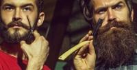<b>Скидка до 50%.</b> Мужская, детская стрижка, оформление истрижка бороды вбарбершопе «ПижонЪ»