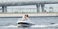 <b>Скидка до 50%.</b> 45, 60или 90минут аренды катера без капитана сосъемкой наэкшен-камеру откомпании «ЗаШтурвалом»