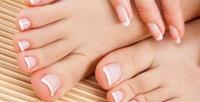 <b>Скидка до 75%.</b> Маникюр ипедикюр cпокрытием лаком или гель-лаком вместе либо поотдельности или наращивание ногтей всалоне красоты «Гранат»
