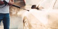 <b>Скидка до 31%.</b> Стандартная, комплексная или экспресс-мойка автомобиля отавтомойки AquaBoom