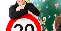 <b>Скидка до 30%.</b> Обучение вождению для получения прав категории А, А1, Вили возобновление навыков вождения вавтошколе «Форсаж»