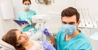 Лечение кариеса сустановкой пломбы наодин зуб отстоматологии Dental Center (1380руб. вместо 3000руб.)