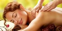 <b>Скидка до 75%.</b> Массаж спины иворотниковой зоны, общий или антицеллюлитный массаж вкосметологическом кабинете «Сиэль»