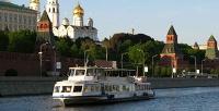 <b>Скидка до 63%.</b> Круиз вНиколо-Угрешский монастырь сэкскурсией ипрохождением шлюзов натеплоходах «Августина» и«Алексия» отсудоходной компании «Августина»