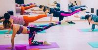 <b>Скидка до 52%.</b> До12групповых занятий отстудии фитнеса ийоги «Форма»