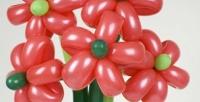 <b>Скидка до 52%.</b> Букеты изшаров ввиде ромашек, сердец, роз, больших цветов