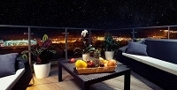<b>Скидка до 50%.</b> Отдых вСочи осенью или вдекабре наберегу Черного моря вномере свидом наОлимпийский парк, спосещением SPA-центра ипитанием либо без вотеле Adler Hotel & SPA оттурагентства Nice Trip