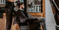 <b>Скидка до 50%.</b> Мужская стрижка, оформление бороды иусов вбарбершопе «5стрижек» наТаганке