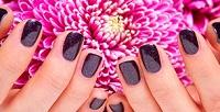 <b>Скидка до 58%.</b> Маникюр, педикюр спокрытием гель-лаком иSPA-программой, коррекция, наращивание ногтей всалоне красоты Beauty Bar