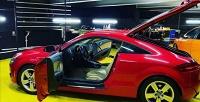<b>Скидка до 93%.</b> Химчистка автомобиля или абразивная полировка снанесением защитного покрытия вдетейлинг-центре Rds Detailing Studio
