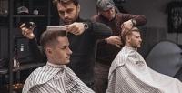 <b>Скидка до 50%.</b> Мужская стрижка, детская стрижка имоделирование бороды вбарбершопе Dandies Moscow