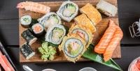 <b>Скидка до 50%.</b> Сет «Ассорти», «Осака» или «Темпура сет» отслужбы доставки японской кухни «Инь-Янь»