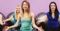 <b>Скидка до 65%.</b> Абонемент на4, 8или 12занятий йогой вцентре «Твоя йога»