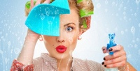Генеральная уборка квартиры или офиса идругое вклининговой компании «Чистый сервис». <b>Скидкадо66%</b>