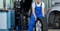 <b>Скидка до 64%.</b> Шиномонтаж ибалансировка колес радиусом отR12 доR22 отавтосервиса «Авто Ронни»