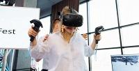 <b>Скидка до 52%.</b> 1или 2часа игры вшлеме HTC Vive вклубе виртуальной реальности Touch