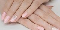 <b>Скидка до 55%.</b> Маникюр спокрытием гель-лаком идизайном или без встудии ногтевого сервиса «Мила»