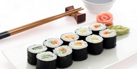 <b>Скидка до 50%.</b> Доставка сетов отресторана японской кухни Flash