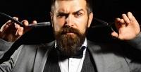<b>Скидка до 65%.</b> Мужская стрижка, бритье головы ипроцедура «Королевское бритье» отбарбершопа Britva