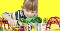 <b>Скидка до 60%.</b> 1, 2или 3часа посещения детской игровой площадки «Городок паровозиков»