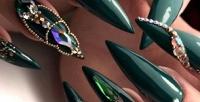 <b>Скидка до 56%.</b> Классический или комбинированный маникюр ипедикюр спокрытием гель-лаком имассажем всалоне красоты «7небо»
