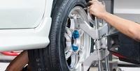 <b>Скидка до 59%.</b> Регулировка развала-схождения передней оси или двух осей автомобиля отавтосервиса «РусАвтоДруг»