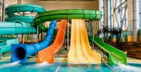 4часа посещения влюбой день недели для детей ивзрослых аквапарка «Атолл». <b>Скидкадо61%</b>