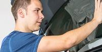 <b>Скидка до 65%.</b> Тонировка заднего ветрового и2боковых стекол автомобиля или бронирование передних фар встудии «Автошарм»