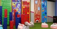 <b>Скидка до 50%.</b> Безлимитное посещение игровых зон всемейном развлекательном центре YuFamily Park