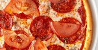 <b>Скидка до 50%.</b> Пицца «Пепперони спомидором», «Грибная» отслужбы доставки Pizza Master