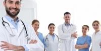 <b>Скидка до 50%.</b> Консультация кардиолога, гастроэнтеролога, невропатолога, эндокринолога, диетолога или лор-врача вмедицинском центре «Салютем»