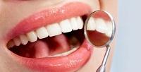 <b>Скидка до 80%.</b> Гигиена полости рта сУЗ-чисткой зубов или лечение кариеса сустановкой пломбы наодин либо два зуба вклинике «Нова Дент»