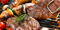 Доставка или самовывоз мясных блюд изгриль-бара «Территория мяса» соскидкой50%