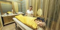 <b>Скидка до 76%.</b> Экспресс-курс покоррекции фигуры, прессотерапия, обертывание или антицеллюлитная терапия всалоне Wise Royal SPA