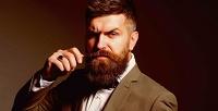 <b>Скидка до 50%.</b> Мужская или детская стрижка сукладкой либо моделирование бороды вбарбершопе «Черная кость»