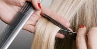 Коррекция длины волос горячими ножницами, процедура ухода «Бриллиантовое сияние» или кератиновое насыщение волос идарсонвализация отсалона красоты Beauty SPA (1000руб. вместо 2000руб.)
