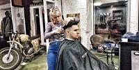 <b>Скидка до 70%.</b> Мужская стрижка, бритье, оформление, камуфляж бороды всалоне красоты StasTodd