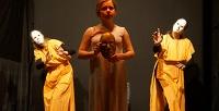 <b>Скидка до 50%.</b> Билет наспектакль «Уморя», «Дурлеск» или «Притчао...» от«Лаборатории современного театра»