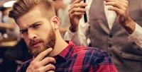 <b>Скидка до 50%.</b> Мужская стрижка смоделированием бороды или без вбарбершопе ZainAlkinani
