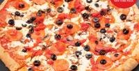 2или 3круга пиццы отпиццерии New York Pizza соскидкой50%