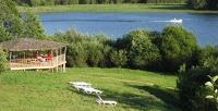 <b>Скидка до 30%.</b> Отдых наберегу озера Селигер сзавтраками для 2, 3или 4человек вдоме отдыха «Селигерская пасека»