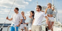 <b>Скидка до 51%.</b> Морская VIP-рыбалка, обзорная экскурсия наяхте вдоль побережья Черного моря или аренда яхты откомпании «Яхта Николь»