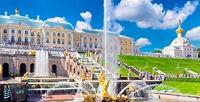 <b>Скидка до 65%.</b> Экскурсионный тур поСанкт-Петербургу или тур вПетергоф, Кронштадт или Гатчину вместе либо поотдельности откомпании «Гид СПб»