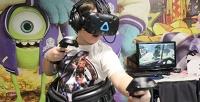 <b>Скидка до 50%.</b> 30или 60минут игры вшлеме виртуальной реальности откомпании Viar Point