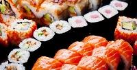 Всё меню отслужбы доставки суши ипиццы Mozzarello соскидкой50%