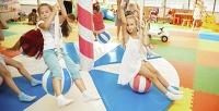 <b>Скидка до 55%.</b> 2часа посещения детского игрового комплекса «KidsЛандия»